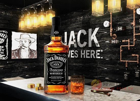 杰克丹尼田納西州威士忌