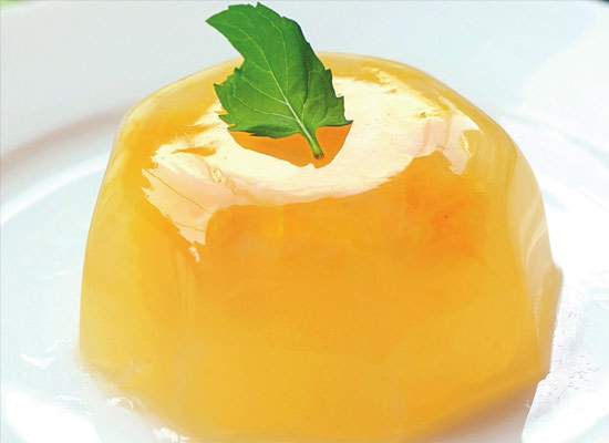 橙子果凍酒