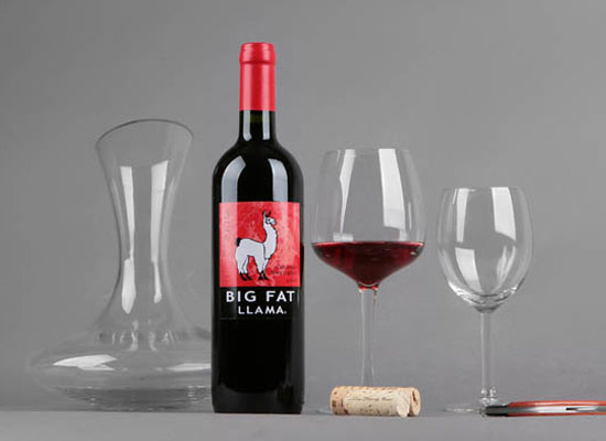 羊驼赤霞珠干红葡萄酒