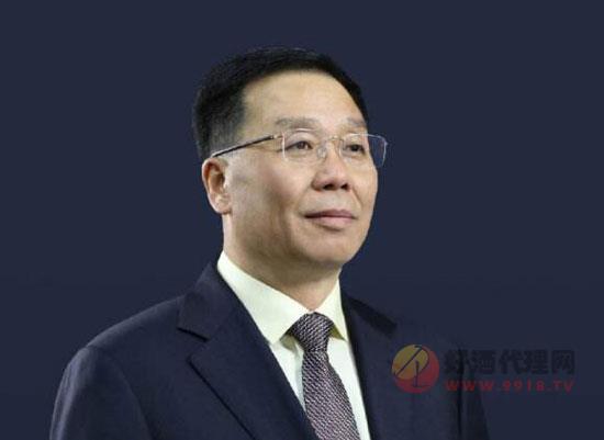 茅臺董事長李保芳