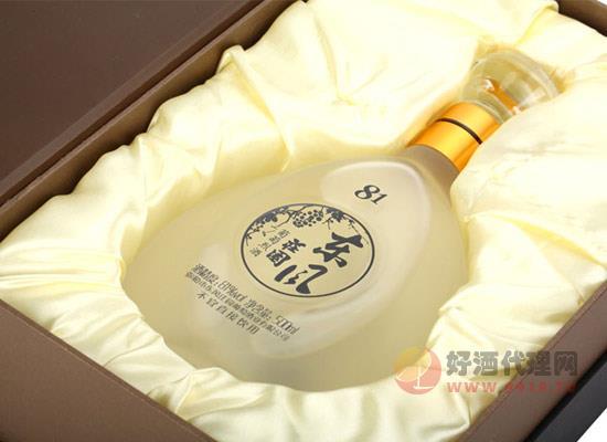 東風莊園葡萄烈酒