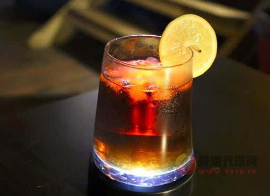 長島冰茶雞尾酒