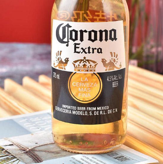 科罗娜啤酒275ml