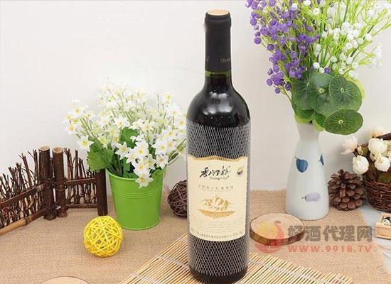 香格里拉四A赤霞珠葡萄酒
