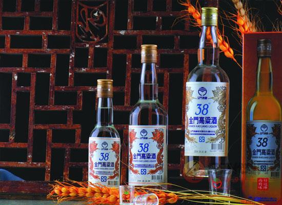 金门高粱酒