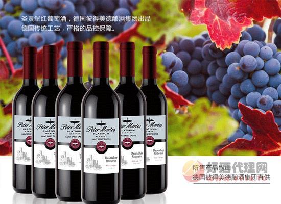 彼得美德红葡萄酒
