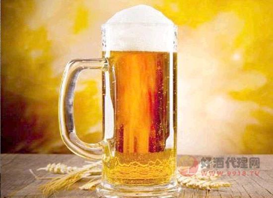 衡水老白干荷花原浆啤酒