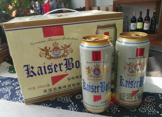 凯撒伯特啤酒