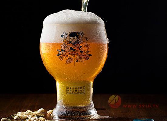 高大师精酿啤酒