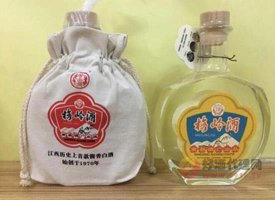 江西酱香酒:梅岭酒