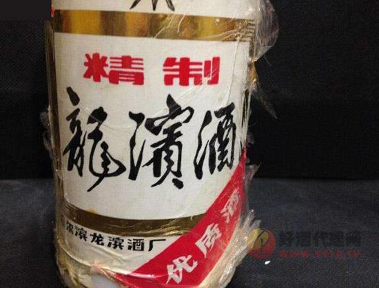 工藝創新改良:龍濱酒