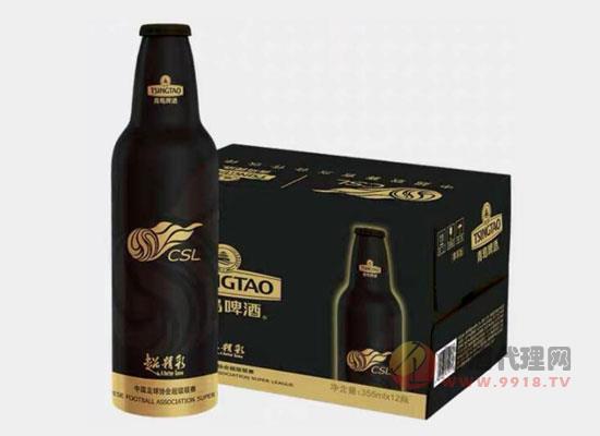 青島鋁瓶中超紀念版啤酒