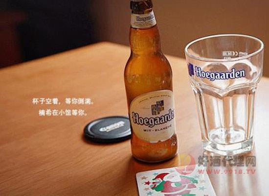 比利時白啤酒