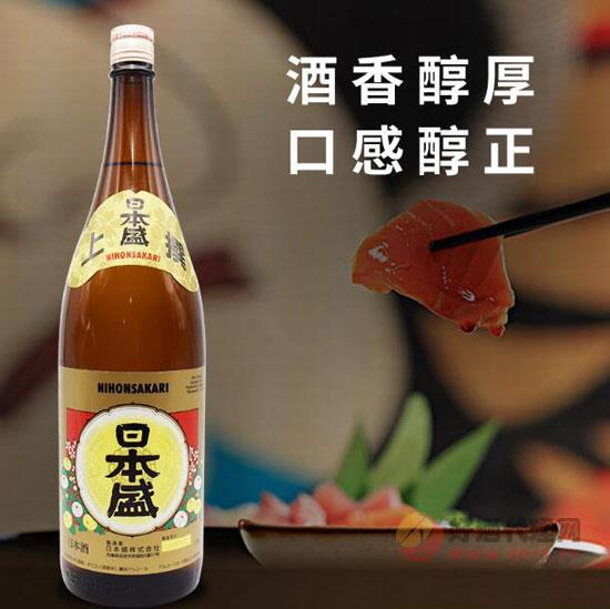 日本盛清酒