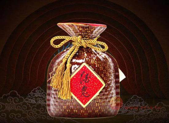 52度500mL紫坛酒鬼酒(柔和)