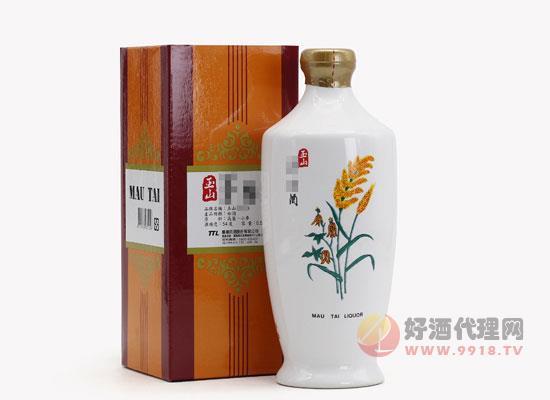 台湾玉山高粱酒