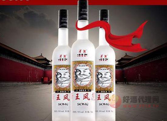 津酒帝王風范
