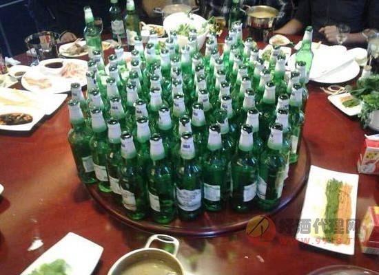 丹東鴨綠江啤酒