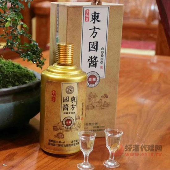古釀坊東方國醬酒