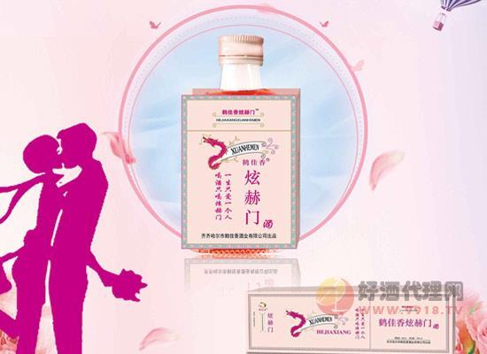 鶴佳香炫赫門酒36度
