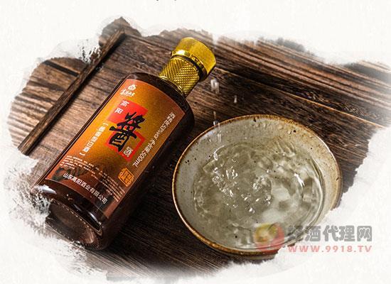 高阳酱香型白酒