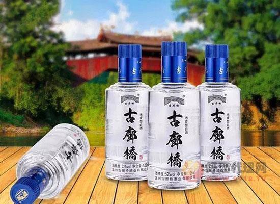 古廊橋米香型白酒