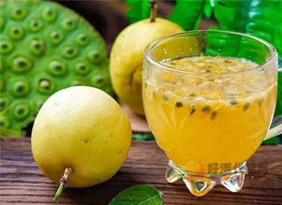 百香果味水果酒