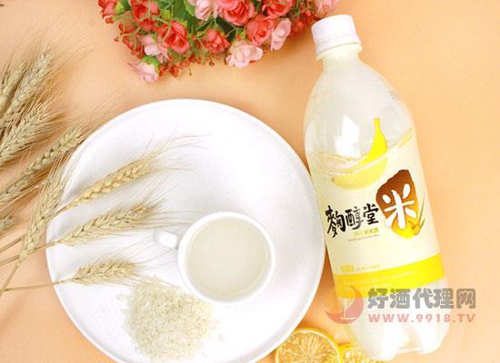 麴醇堂甜米酒