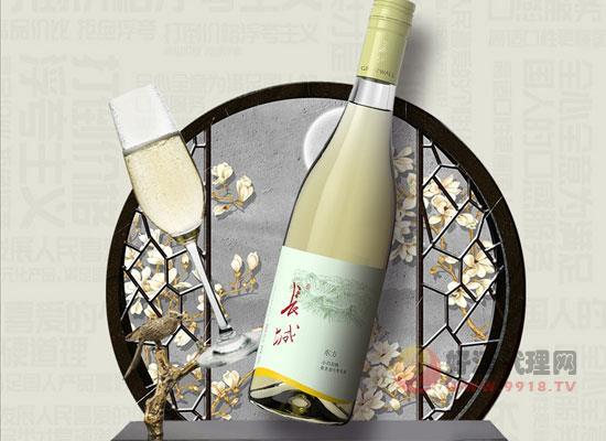 長城東方玫瑰甜白葡萄酒