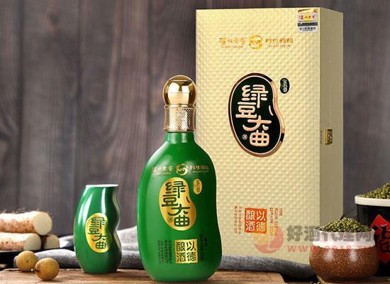 泸州老窖绿豆大曲露酒