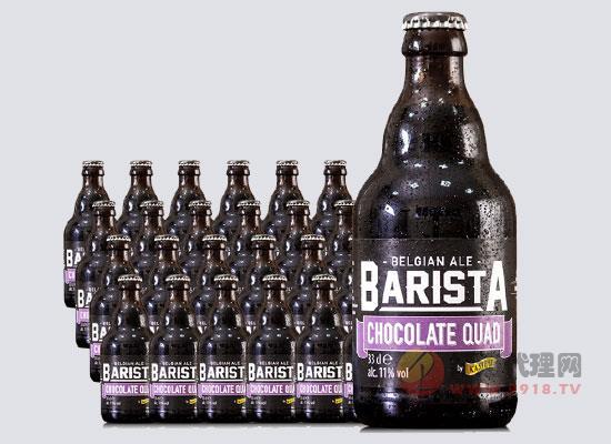 修道院卡斯巧克力味四料啤酒