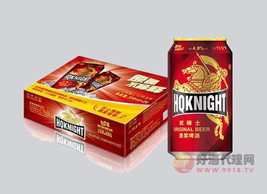 惠泉歐騎士原漿啤酒