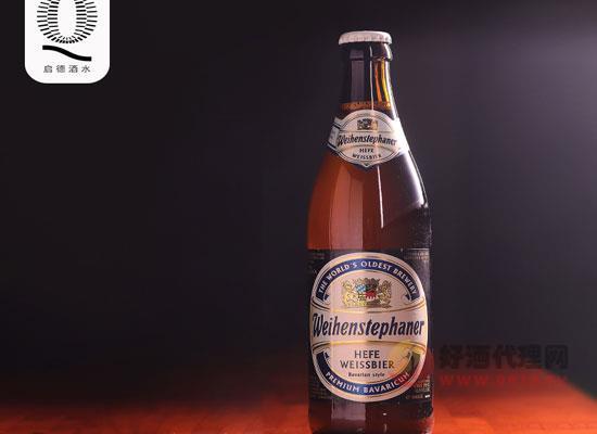 维森酵母小麦白啤酒