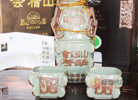 紹興會稽山五十年黃酒