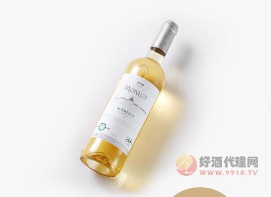 夢隴波爾多干白葡萄酒