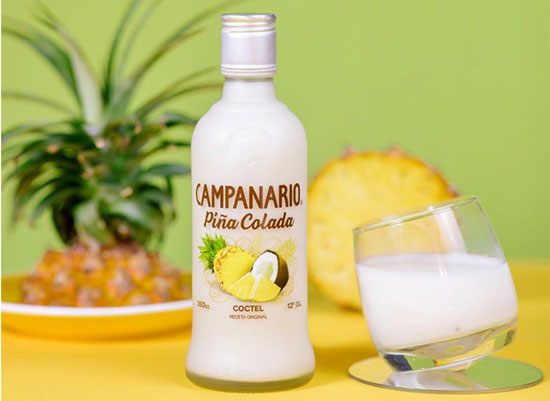 卡裴娜菠蘿椰奶酒