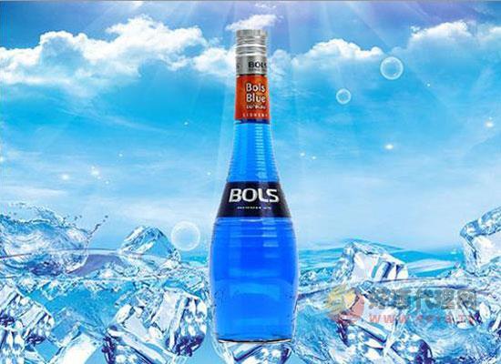 波士藍橙味力嬌酒
