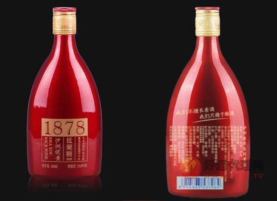 沙洲優黃1878