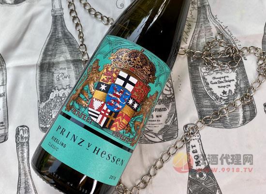 河神王子莊園經典半甜葡萄酒