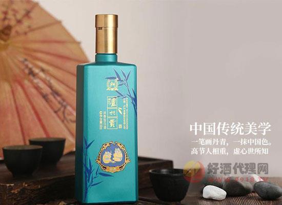 瀘州貢翡綠酒