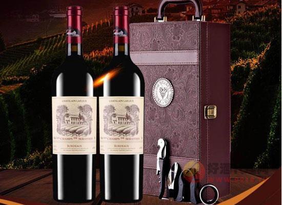 拉斐香榭城堡干紅葡萄酒