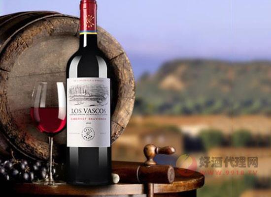 拉菲巴斯克干紅葡萄酒