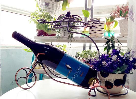 小企鵝梅洛美樂干紅葡萄酒