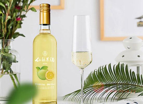 仙林生態青梅果味酒