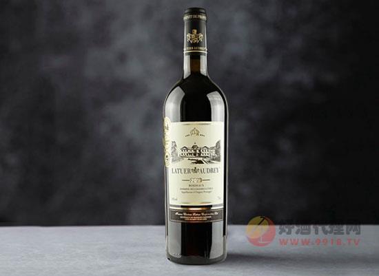 拉圖奧黛麗紅酒