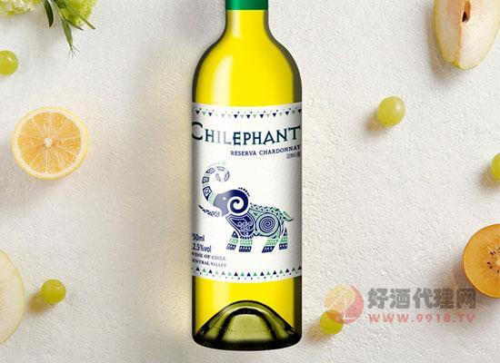 智象霞多麗干白葡萄酒