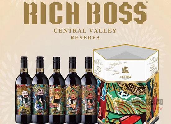 智利五路財神葡萄酒