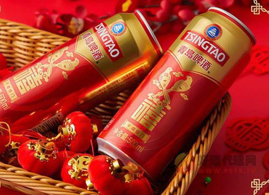青島啤酒千禧