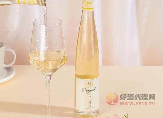 美賀莊園貴人香白葡萄酒