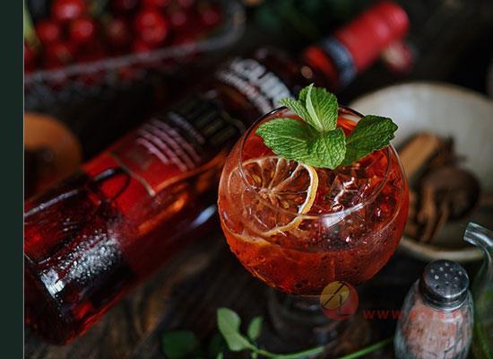 西班牙桃紅味味美思葡萄酒